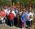 Kopjafa-állító erdélyi utazásunk